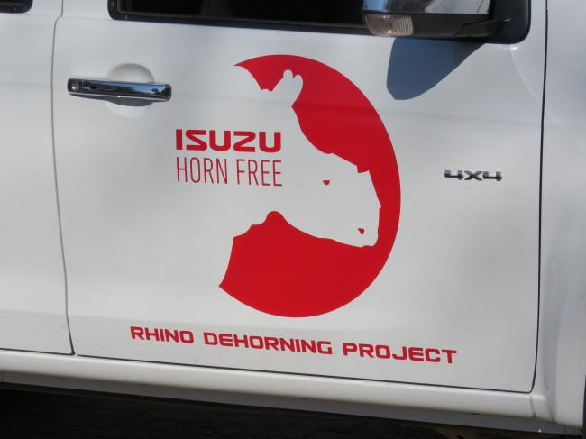 ISUZU RHINO DEHORNING PROJECT